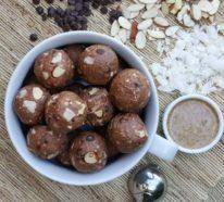 3 leckere Energy Balls Rezept Ideen für echte Genießer