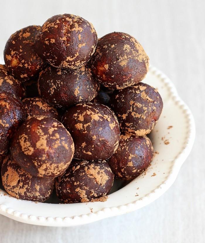 erdnussbutter kakao energy balls rezept low carb