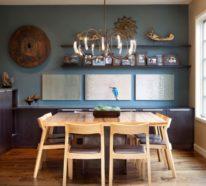 Esszimmermöbel aus Holz bringen ein natürliches Flair ins Esszimmer
