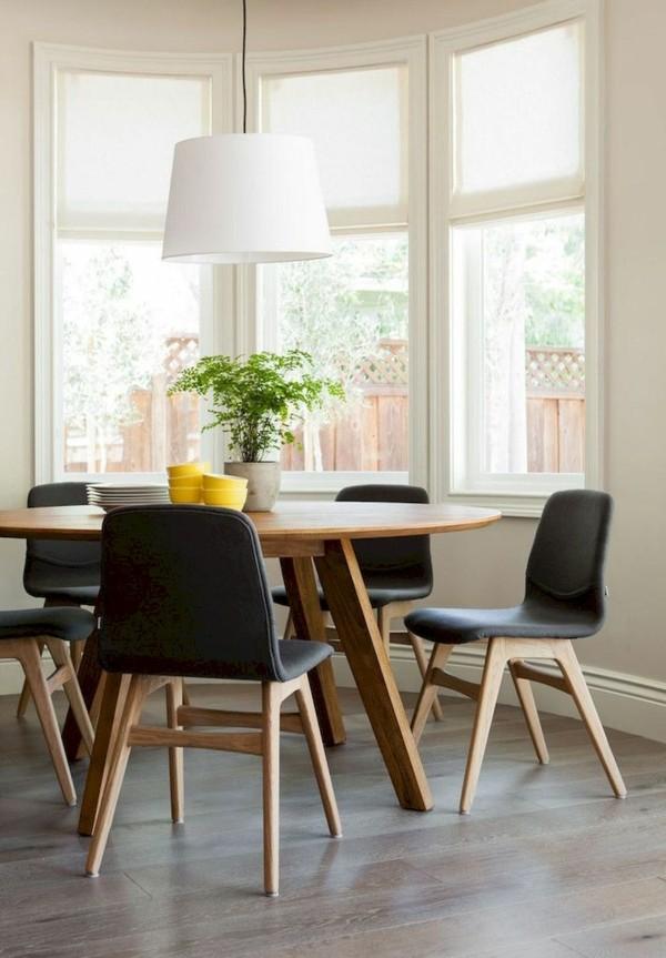 Esszimmermöbel holz  Esszimmermöbel aus Holz bringen ein natürliches Flair ins Esszimmer