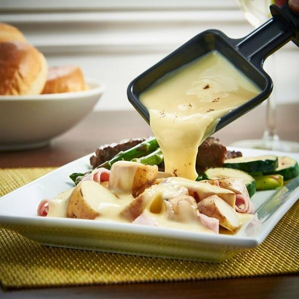 gemüse und fleisch raclette ideen