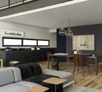 Industrial Design: 50+ Ideen für die Dekoration und moderne Inneneinrichtung