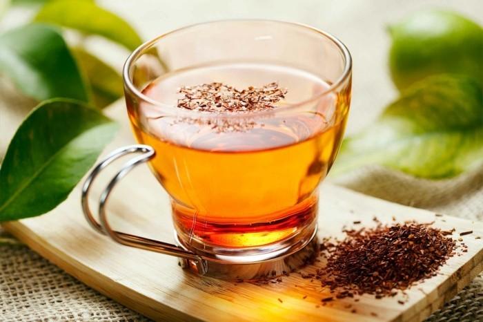 grüner tee gesund natürlicher wachmacher
