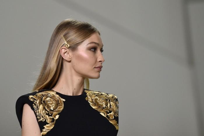 haar accessoires 2018 gold