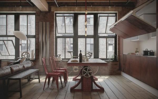 industrial design metall sitzstühle und bänke