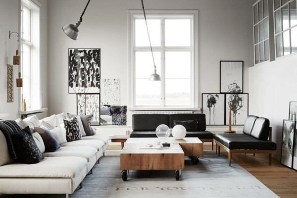 industrial design skandinavisches flair