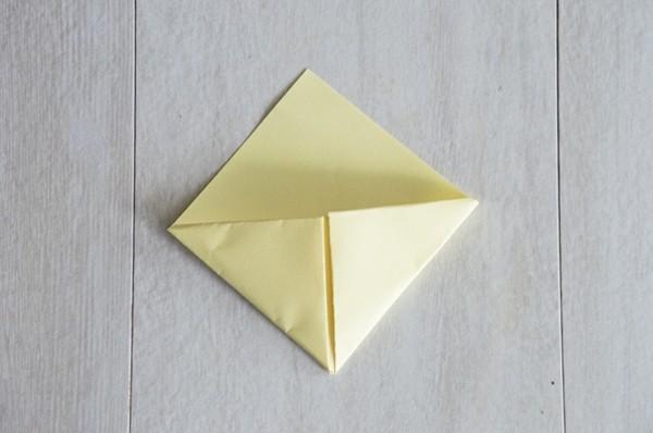 küken osterbasteln mit papier diy ideen