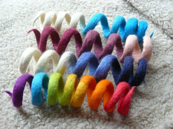 katzenspielzeug basteln spirale
