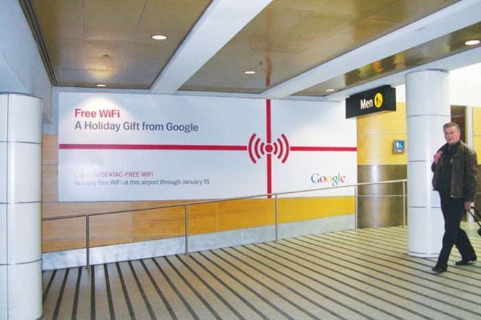 kreative ideen flughafen ueberraschung google