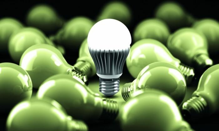 led leuchtmittel sparlampe energieeffizienz