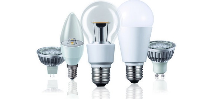 led leuchtmittel unterschiedliche lampensockel fassungen