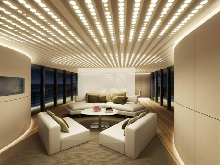 led leuchtmittel wohnzimmer deckenleuchten polstermöbel