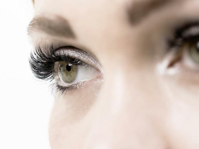 make up wimpernlaminierung wimpernverlängung