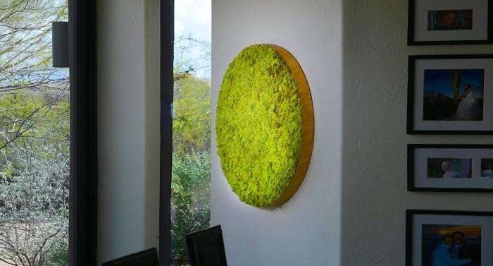 mit moos dekorieren fruelingsdeko naturmaterialien akzent gestalten mit moos