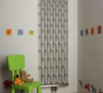 20 moderne Heizkörper, die für Wärme und Individualität im Kinderzimmer sorgen