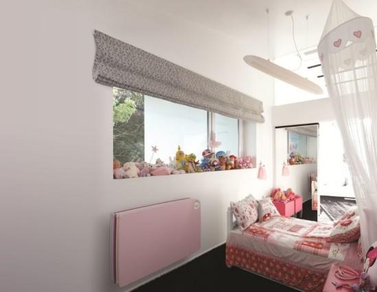 moderne heizköper kinderzimmer mädchen rosa