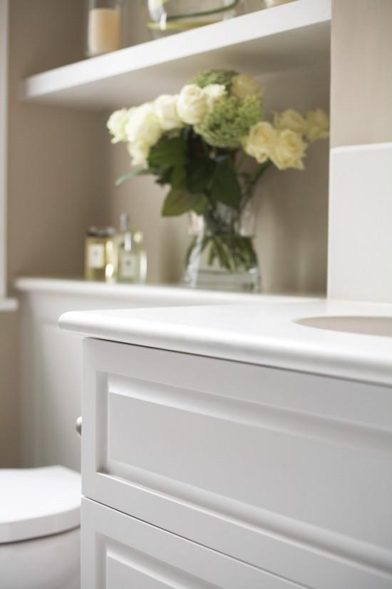 moderne kommode badezimmer funktionale badmöbel