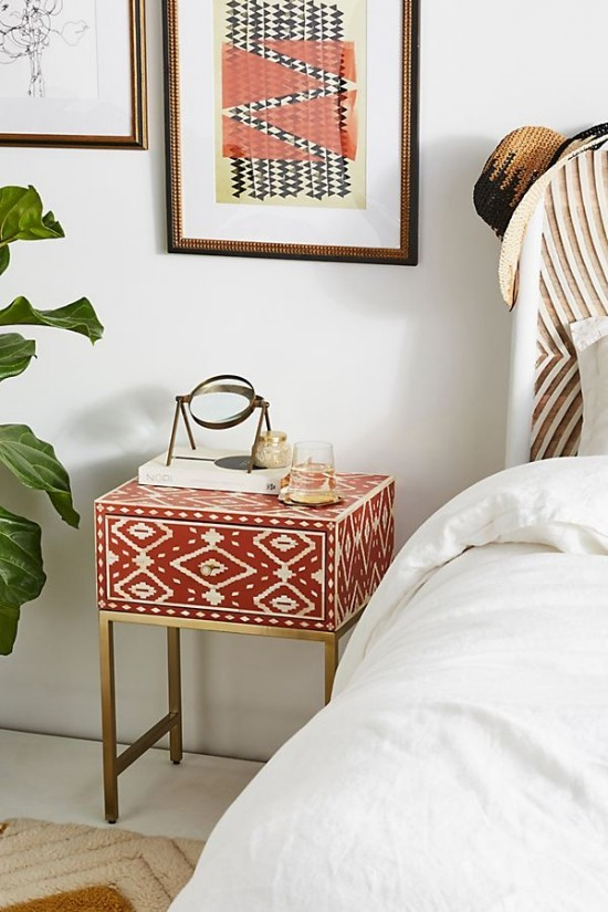 moderne kommode schlafzimmer nachttisch funktion