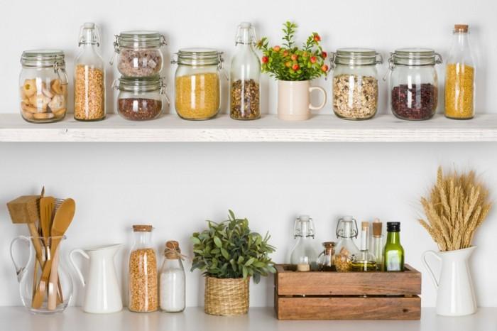 ordnung küche konmari methode