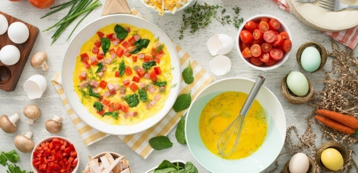 osterbrunch rezepte ideen suppe