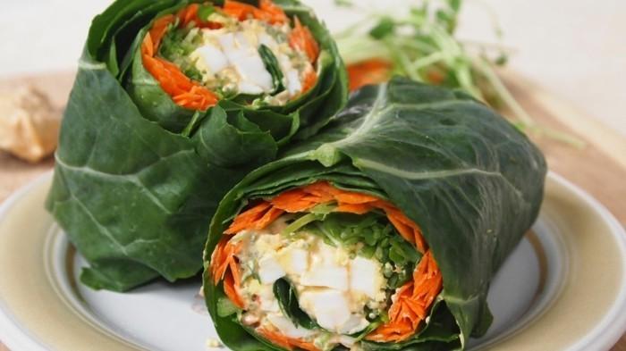 osterbrunch rezepte ideen vegetarisch