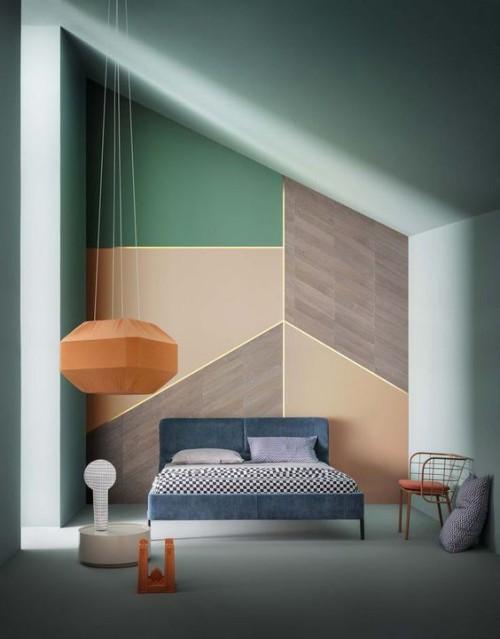 wandfarben ideen in sand kombinationen, wandfarben ideen - inspirationen von pantone 2018, Design ideen