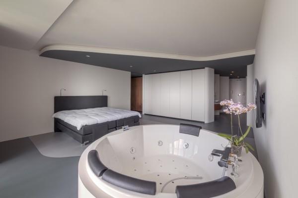 penthouse badezimmer design