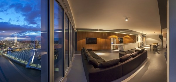 penthouse tolle inneneinrichtung