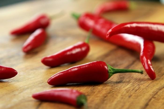 peperoni gesund natürlicher wachmacher