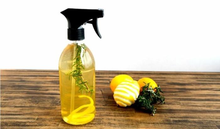 putzmittel selber machen ohne chemikalien allzweckreiniger haustricks