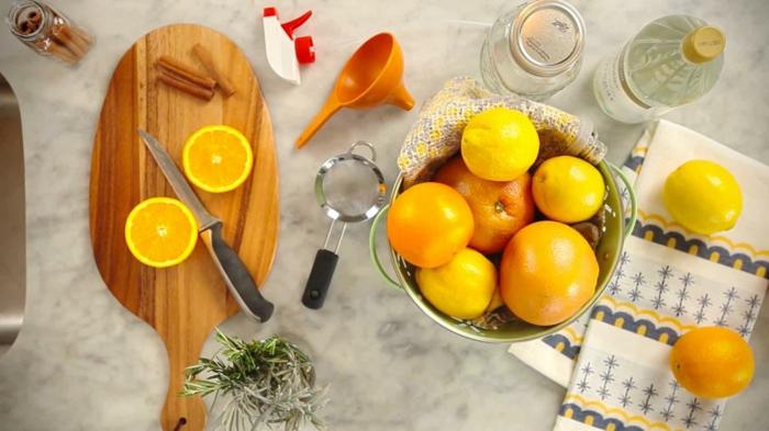 putzmittel selber machen ohne chemikalien kueche aroma