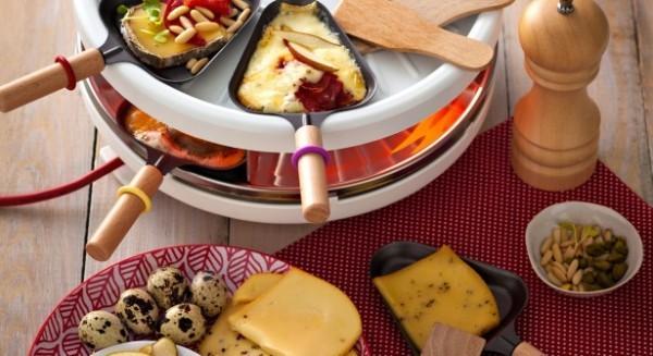 raclette ideen wie grill
