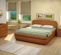 Wie Sie das Schlafzimmer gestalten müssen für einen guten Schlaf