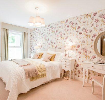 tapeten schlafzimmer ideen und vorschl ge f r ein erfolgreiches schlafzimmerdesign. Black Bedroom Furniture Sets. Home Design Ideas