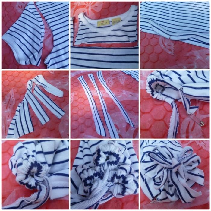 upczclinh kleidung taschen aus tshirt