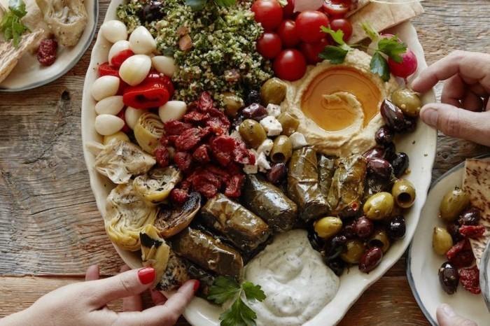 veganes frühstück ideen osterbrunch gesund