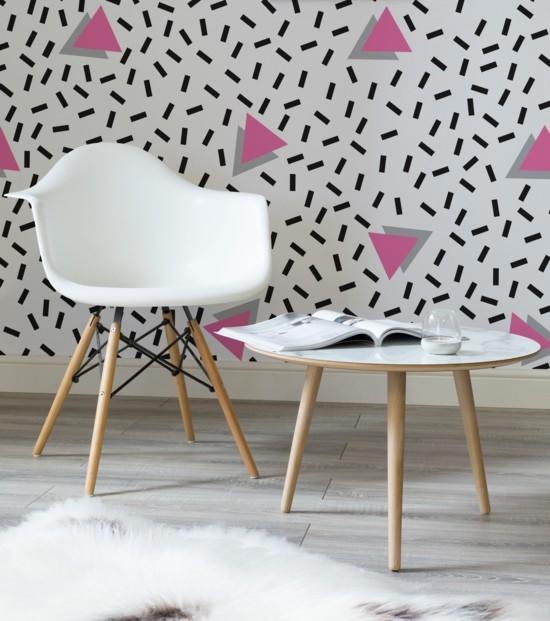wanddeko ideen f r party mit einem besonders frischen hauch. Black Bedroom Furniture Sets. Home Design Ideas