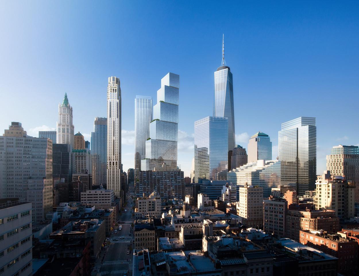 Die 10 höchsten unvollendeten Wolkenkratzer der Welt