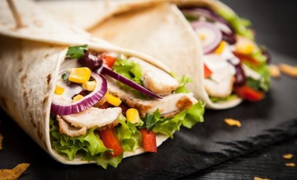 wraps rezepte im mexikanischen stil