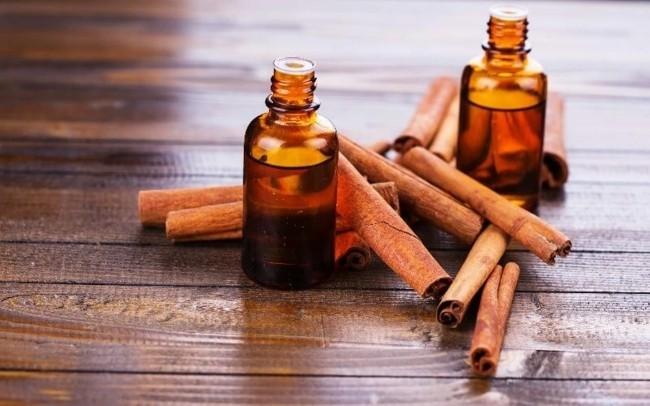 zimt duftöl gesund abnehmen zimtstangen