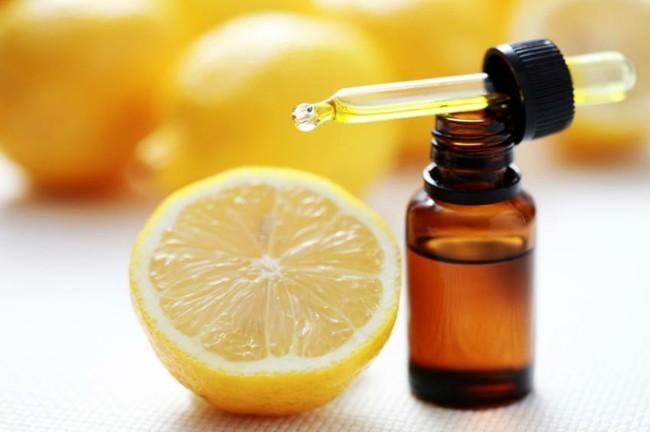 zitrone duftöl gesund abnehmen mit aromen