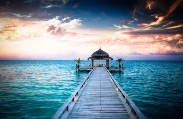 Abenteuer Reisen weltweit Indischer Ozean absolute Ruhe