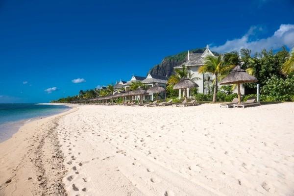 Abenteuer direkt am Strand wohnen den Indischen Ozean bewundern