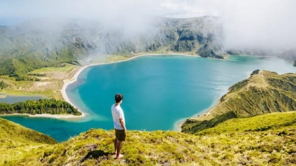 Abenteuer weltweit Insel Fogo Landschaft ruhig verlockend