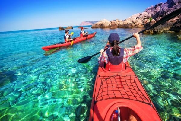 Abenteuerreisen Australien Wassersport größtes Korallenriff