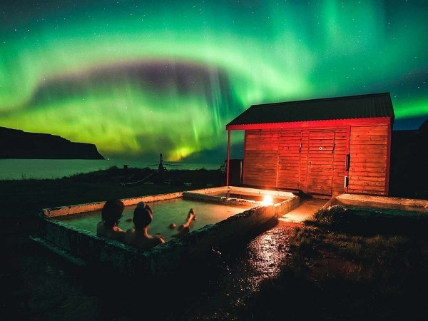 Abenteuerreisen Island Nordlichter