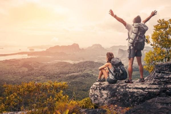 Abenteuerreisen die Welt erkundigen atemberaubende Orte entdecken