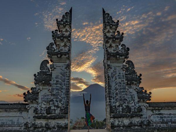 Abenteuerreisen fremde Länder neue Kulturen entdecken Insel Bali