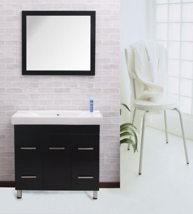 Badezimmerspiegel quadratischer spiegel