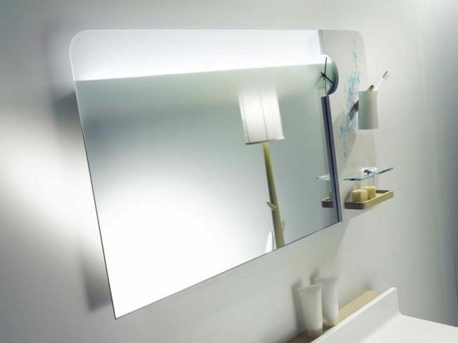 Badezimmerspiegel sehr edle ausstrahlung